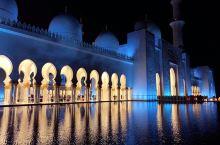阿布扎比谢赫扎耶德大清真寺|沉浸无上奢华