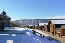 蓝冰之旅  之  木屋博物馆