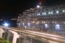 厦门大邮轮,天天渔港,看