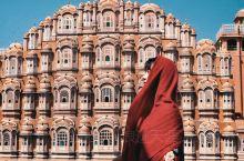 印度 北印四色之粉城斋浦尔  第一图风之宫殿也是印度吸引我的点。斋普尔被誉为粉色之城,与德里、阿格拉