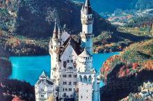 新天鹅堡,到德国的必游打卡地