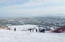 石京龙开板咯~ 万科石京龙滑雪场