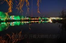 古城夜景 窑湾古镇