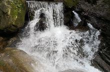 亚木沟的瀑布虽然不大,但是瀑布挺多的,形态万千。