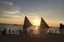 长滩的日落帆船是最爱,水质也很清