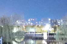 我们的小城夜晚真的好漂亮,好迷人!