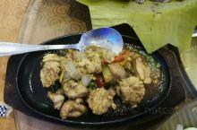 菲律宾达沃 Dusit Thani Hotel 巧克力稀饭,烤吞拿鱼,鱼肚和鱼籽