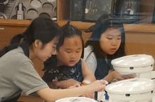 KIDZANIA釜山。센템시티... 孩子们可以体会很多职业。帮帮的