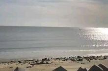 白浪湾滨海景观,目前已经敷设了防浪堤,建设了海岸绿化公园、沿海步行道、海滩阶梯等便民设施,加宽了沿海
