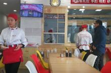 忘了具体的地址了。但是这家饺子馆的饺子口味儿真不错,环境和卫生都不错,尤其是服务员的服务态度特别好。