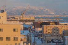 #一起去北海道看雪吧 —————————— 山河错落•你是人间星光  太多日本小清新电影 北海道的每