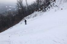 太好玩了,滑雪,强者的运动!