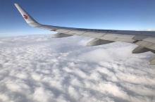 航拍冬日中国,从中部湖北到西北新疆。 习惯每次坐飞机会选择临窗座位,一路从空中俯瞰,领略祖国的平原,