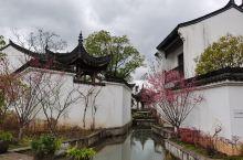 文渊古城的静谧园林