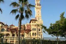 埃及亚历山大的夏宫一一蒙塔扎宫