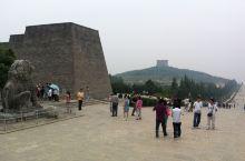 乾陵,陕西著名景点