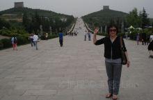 中国历史上第一个女皇陵墓,宏伟壮观、景色宜人。