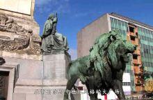 欧洲历史文化名城比利时布鲁塞尔之一