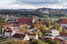 怀念东欧这个自带滤镜的国家【维尔纽斯·立陶宛】  托罗马帝国的福,现在每个欧洲城市都有个老城。你知道
