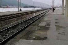 K1561次列车--安庆太湖站--2020-03-04