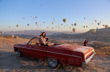 卡帕多奇亚绝对是一个浪漫的地方,土耳其最梦幻的一个位置,等了两天才等到热气球升空,如果有机会我会再来