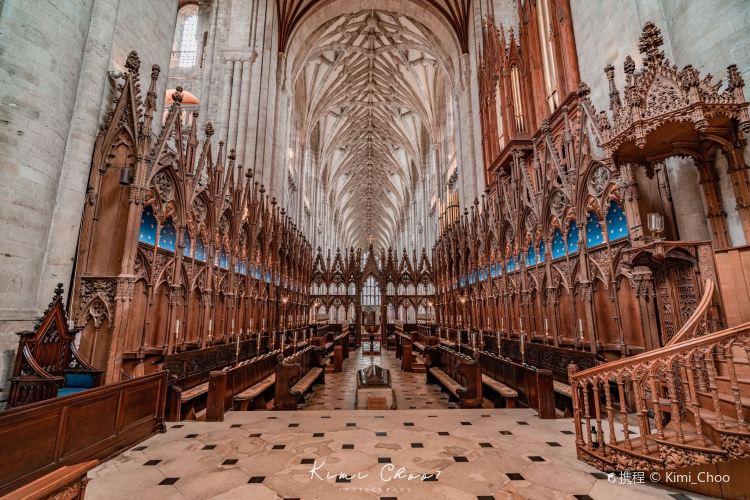 溫徹斯特教堂3