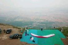 滑翔伞基地,太酷了