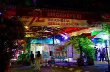 到雅加达也会必游Ancol海滩,海滩边的休闲公园中有不少游玩设施、休闲活动场所和餐厅,Bandar