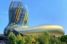 石破天惊的葡萄酒博物馆@世界红酒之乡-波尔多Spectacular Wine Museum@Bord