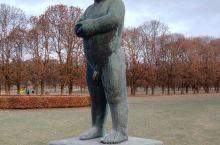 很震撼的维格朗雕塑公园。