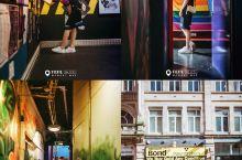 曼城最有灵感的地方|北角Afflecks约拍  接上上篇 【金属摇滚的发源地,Lady Gaga无限