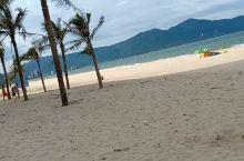 美溪沙滩真是漂亮