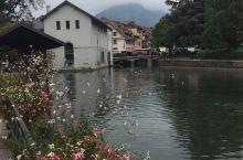 法国安纳西小镇,美丽宁静