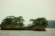 日本三大景之一,众多岛屿千姿百态,