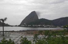 雨天的里约热内卢面包山是否别有一番风味!?………