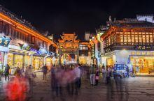 #新年旅拍大赛#夜游屯溪,感受徽州老街味道