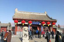 腊八节,奉国寺。奉国寺位于辽宁省锦州市义县,是一座很有特色的古建筑。大门也不大,占地面积也不大,但是