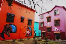 富川虎头村用瑶族的特色和童话世界打造属于这个渔村的新色彩。湿地绿道,自然科教,户外活动,乡村小食,七