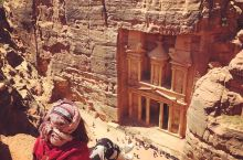 小众打卡地 | 如何在约旦佩特拉拍出ins大片 Petra是约旦在INS上很红的目的地,[笑哭R]相