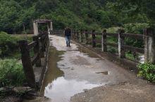 年久的老桥,小时候经常走的路