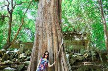 柬埔寨暹粒烈日下的旅行,大圈小圈外圈