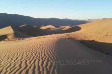 最美沙漠风景