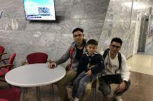 #梦想打卡所有机场#之明斯克经停/旧旧机场的那一弯微笑  原以为是北京—布达佩斯的直飞航班,结果硬生