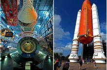 肯尼迪航天中心,绝对是航空航天爱好者的心仪之地。整个参观者中心融合了科普和娱乐的功能,形式喜闻乐见寓