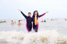 东戴河欣赏大海