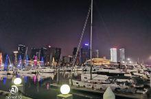 大连东港跟水城,最美夜景