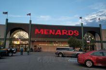 《2109暑期北美亲子之旅》第二站:洛杉矶  Menards Market:建材超市,随意看看...