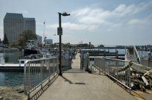 《2109暑期北美亲子之旅》第三站:圣地亚哥  圣地亚哥游轮码头:走过路过不错过......  我是