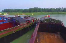 淮滨-大运河畔造船忙