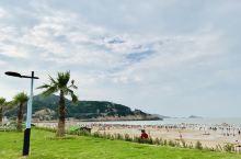 嵊泗基湖沙滩,孩子们的撒欢地